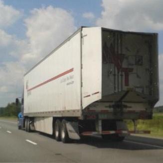 Truck Fins